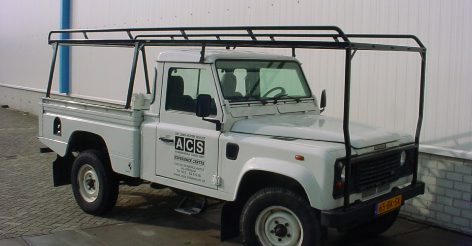 Landrover Pick  Up gehele L